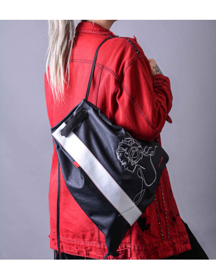 Černý vak/batoh