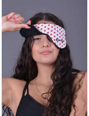 Brýle na spaní červené hvězdy