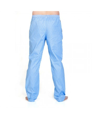 Pánské kalhoty - světle...
