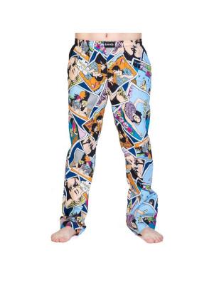 Pánské kalhoty -  komixové...