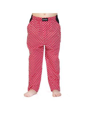 Dětské kalhoty -   červené...