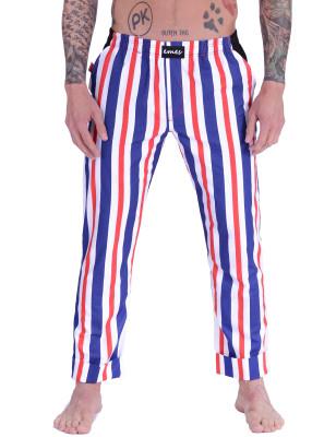 Pánské kalhoty - pruhy...