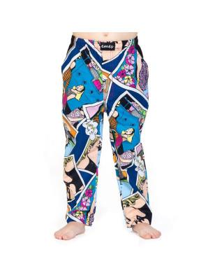 Dětské kalhoty -  komixové...