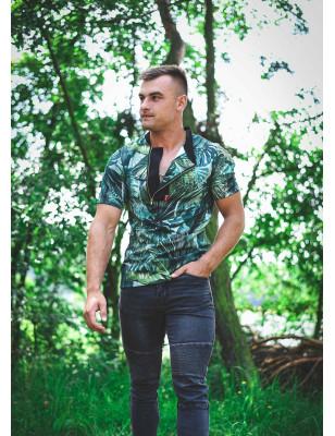 Panská E.Pólo košile tropik