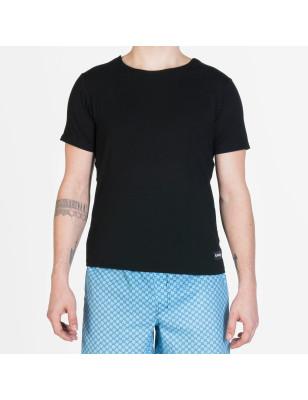 Triko pánské - černá barva