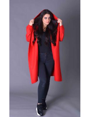Emes červená bunda